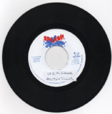 Alton Ellis - Its A Shame / Version  (Splash) UK 7""